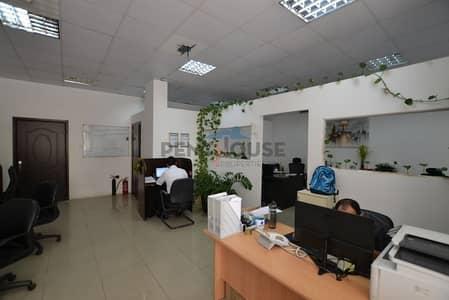 محل تجاري  للايجار في المدينة العالمية، دبي - Fitted Large Corner Shop in Greece Intl City