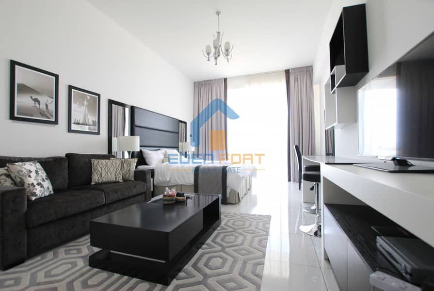 Golf View|Well Maintained |Fully Furnished | Dubai Sports City
