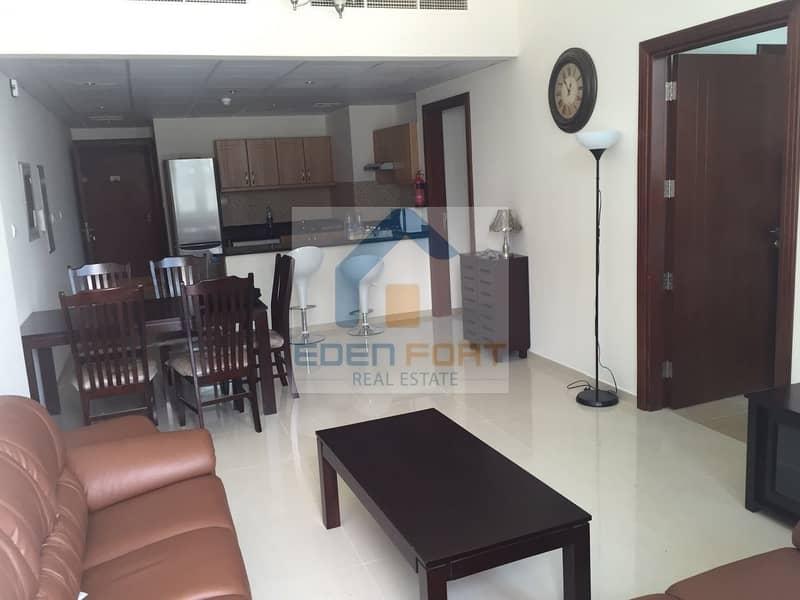 2 2BHK | Full Furnished | Elite Residence 3| DSC |