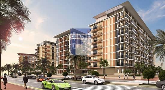 1 Bedroom Apartment for Sale in Jebel Ali, Dubai - Fully Furnished 1 BR Apartment - Zero VAT