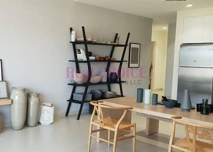 تاون هاوس 2 غرفة نوم للبيع في دبي الجنوب، دبي - Type EF 2BR TH | 75 Percent Post Handover Plan