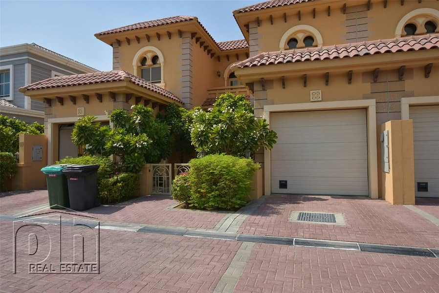 2 Phase 2|Andalusia Style|Semi Townhouse|4 Beds