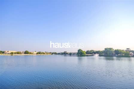 فیلا 5 غرفة نوم للايجار في البحيرات، دبي - Outstanding Lake View | Upgraded | Available Now