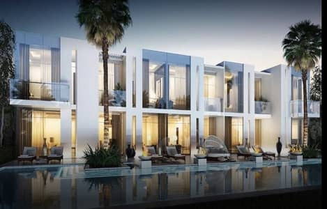 5 Bedroom Villa for Sale in Akoya Oxygen, Dubai - Five Bedroom Villa For Sale in Aster @ Akoya Oxygen, Type – RH-M-3 , with Easy Payment Plan