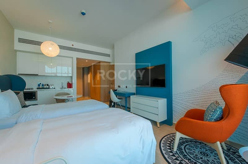 11 Brand New | Furnished | 2 Bed | Kitchen Equipped