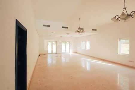فیلا 5 غرف نوم للايجار في ذا فيلا، دبي - 5 Huge Bed Room villa C1 Pool and Garden