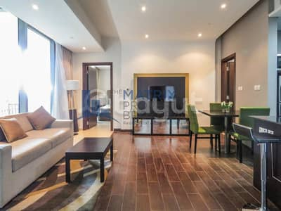 1 Bedroom Flat for Rent in Dubai Sports City, Dubai - 12 cheques! Huge 1BR best tower in Sport City - Matrix Tower