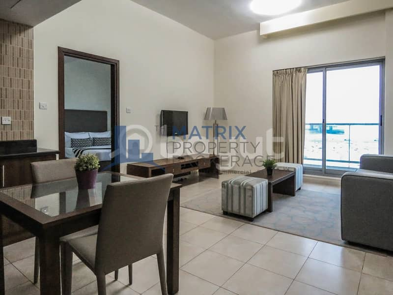 2 Luxury 1BR apartment in The Diamond Tower