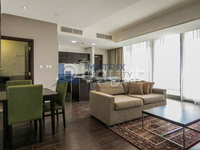 1 Bedroom Flat for Rent in Dubai Sports City, Dubai - Luxurious 1BR Matrix Tower by 12 chqs