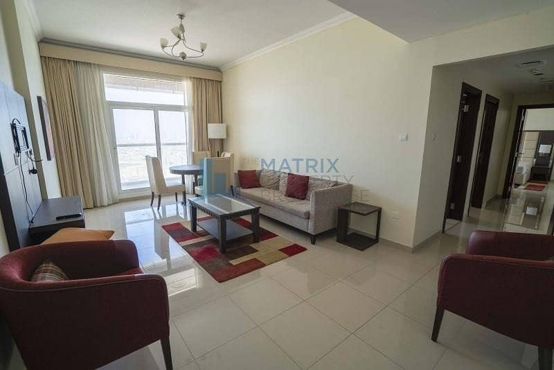 2 NO COMMISSION/FURNISHED 2BED/1