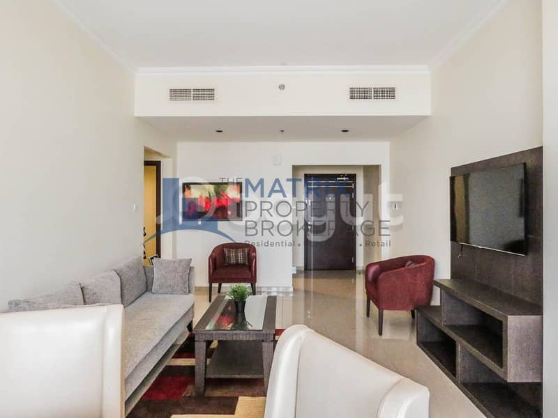 Hot offer! No commission! Best fully furnished 2BR apartment in Arjan!