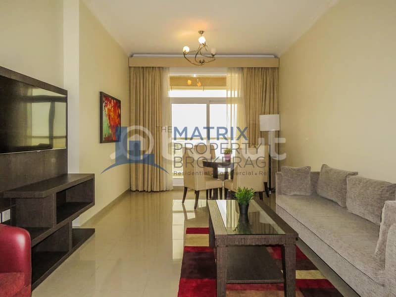 2 Hot offer! No commission! Best fully furnished 2BR apartment in Arjan!