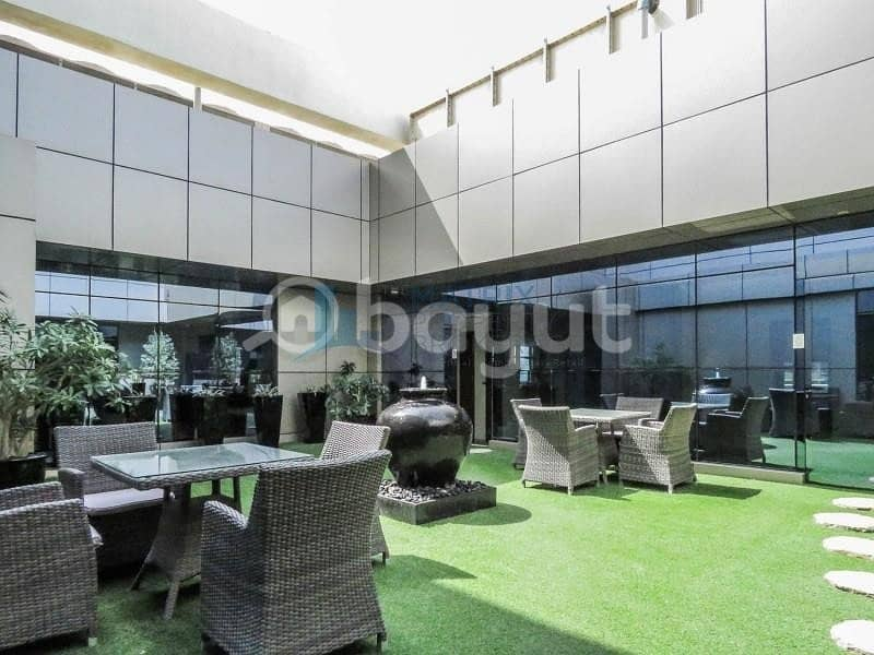 18 Hot Deal! Furnished Sanctuary Suite in Spirit Tower AED 43k