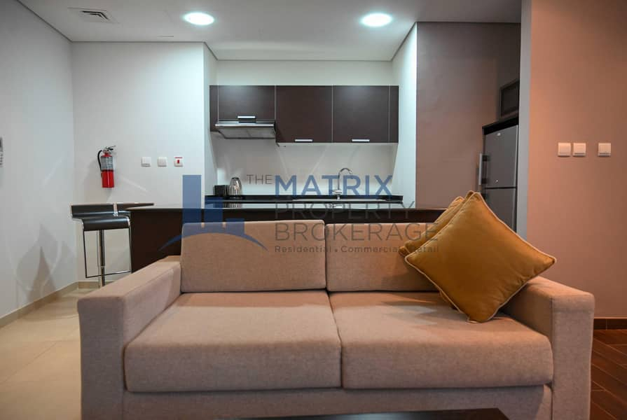 19 Affordable Luxury Furnished 1BR