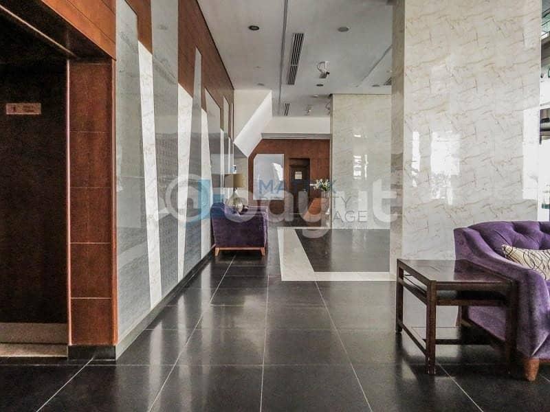 22 Luxurious furnished studio Matrix AED 45k / 6 chqs