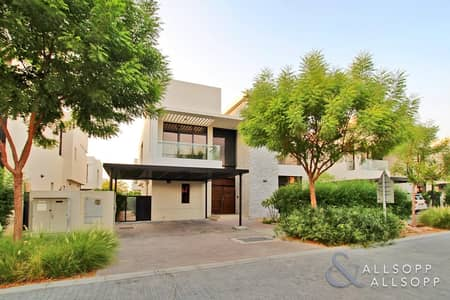 5 Bedroom Villa for Sale in DAMAC Hills (Akoya by DAMAC), Dubai - 5 Bed + Maids | Upgrades | Owner Occupied
