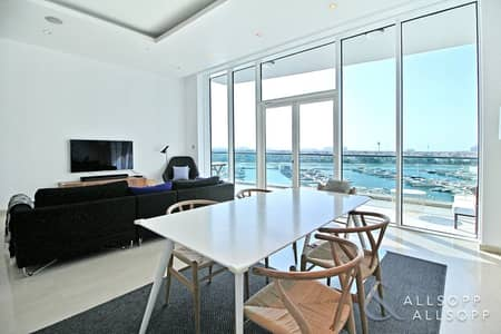 3 Bedroom Apartment for Sale in Palm Jumeirah, Dubai - 3 Beds | Full Sea and Palm View | Vacant