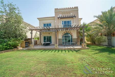5 Bedroom Villa for Rent in Dubai Sports City, Dubai - Upgraded Kitchen| Golf Course View | 5 Bed
