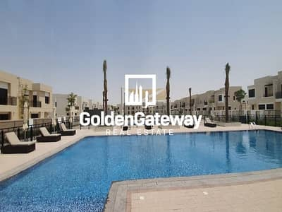 3 Bedroom Villa for Rent in Town Square, Dubai - Live in Style! 3+ M in SAFI Townhouse