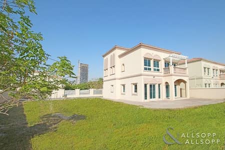 2 Bedroom Villa for Sale in Jumeirah Village Triangle (JVT), Dubai - Two Bed | Corner Plot | Vacant on Transfer