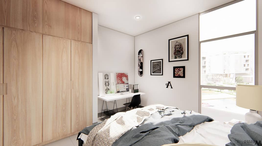 9 Invest smartly! 8-10% yield on 1 bedroom