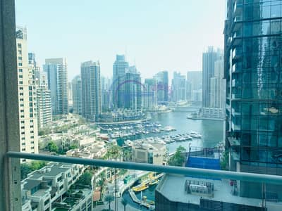 2 Bedroom Flat for Rent in Dubai Marina, Dubai - High End | 2 BR | Full Marina View | Ready To Move