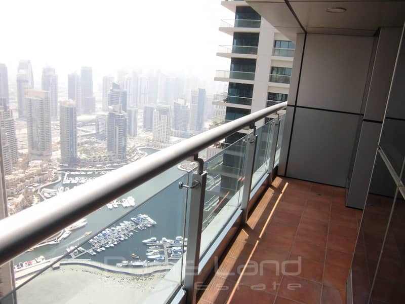 High Floor 1 Bedroom With Partial Marina View