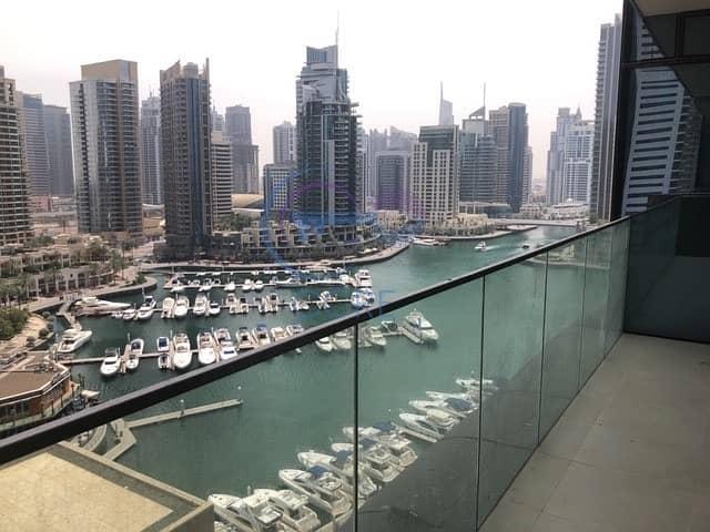 2 Full Marina View I Sea View I 3 Bedroom