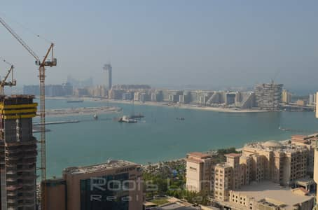 2 Bedroom Apartment for Rent in Dubai Marina, Dubai - High Floor With Sea view 2 Bedroom in Elite