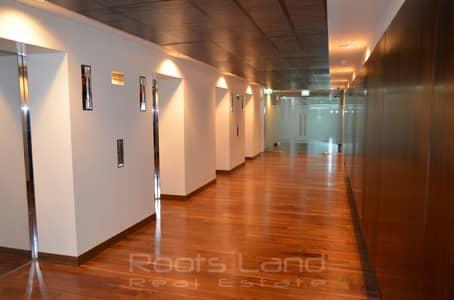 طابق تجاري  للايجار في شارع الشيخ زايد، دبي - Entire Floor | Fully Fitted | DIFC | Park Place
