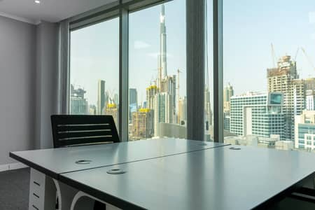 Office for Rent in Business Bay, Dubai - Spacious and fully fitted office for rent - No commission!