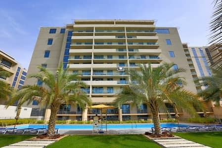 2 Bedroom Apartment for Rent in Al Raha Beach, Abu Dhabi - Vacant Unit!! Captivating Sea View Flat!