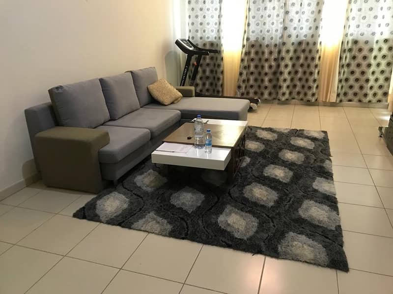 HOT DEAL!! SPACIOUS STUDIO APARTMENT FOR SALE IN AJMAN ONE.