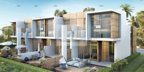 3 Bedroom Villa for Sale in Akoya Oxygen, Dubai - Desert inspired villa in a very upscale residential complex at a competitive price