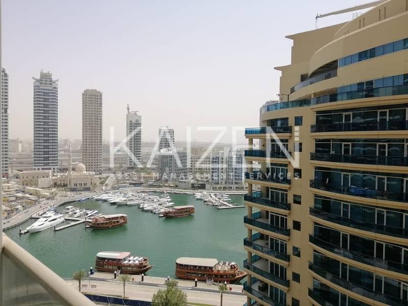 Fully Furnished Studio With Marina View