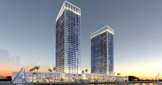 1 Bedroom @ Prive Damac with Easy Payment Plan