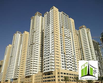 2 Bedroom Apartment for Sale in Al Sawan, Ajman - A1 Towers