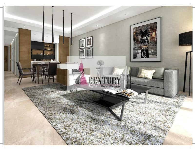 2 Luxury Project | 1 Br Apt | Payment Plan