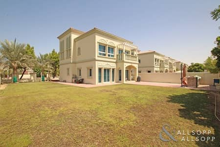 2 Bedroom Villa for Sale in Jumeirah Village Triangle (JVT), Dubai - Converted 3 Bed   Corner Plot   Exclusive