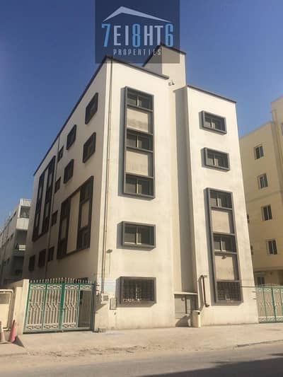Labour Camp for Rent in Jebel Ali, Dubai - 40 Rooms independent labour camp + central a/c + 8 person capacity for rent in Jebel Ali Industrial 2 (COMMERCIAL)