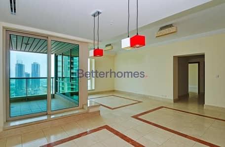 شقة 2 غرفة نوم للبيع في دبي مارينا، دبي - Al Mesk   Study   High Floor   Partial Marina