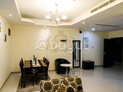 2 Bedroom Hotel Apartment for Rent in Al Barsha, Dubai - Fully furnished 2 Bedroom apartment/Modern style/Flexible Cheques