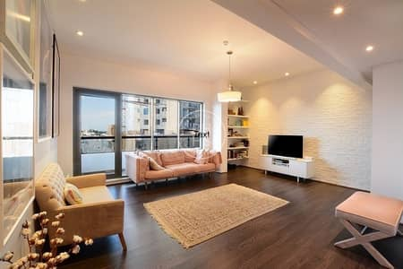 3 Bedroom Flat for Sale in Al Sufouh, Dubai - Spacious large upgraded 3bedrooms