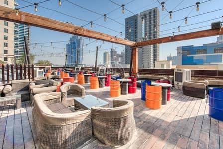محل تجاري  للايجار في الخليج التجاري، دبي - Restaurant with Bar / Sheesha Lounge
