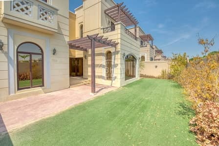 فیلا 4 غرفة نوم للبيع في مدن، دبي - Vacant 4 bedroom villa in sought after community