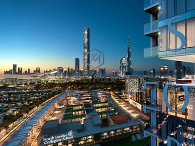 4 Bedroom Flat for Sale in Mohammad Bin Rashid City, Dubai - Luxury living with a view to match