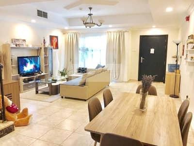 تاون هاوس 3 غرفة نوم للايجار في قرية جميرا الدائرية، دبي - Great Opportunity 3 BR+M+S Townhouse