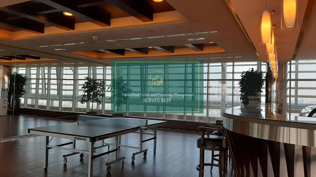 15 Stunning Views! 1 bed in Al Ain Tower Al Khalidiah