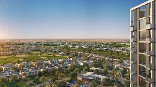 2 Bedroom Apartment for Sale in Dubai Hills Estate, Dubai - 100% DLD Waiver | Sophisticated golf course view