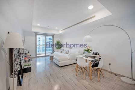 فلیٹ 1 غرفة نوم للبيع في دبي مارينا، دبي - Upgraded I VOT I High Floor I Marina View